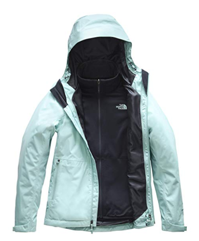 North Face Arrowood Triclimate Jacket - Comes in many different color combinations and under $200 on AMAZON