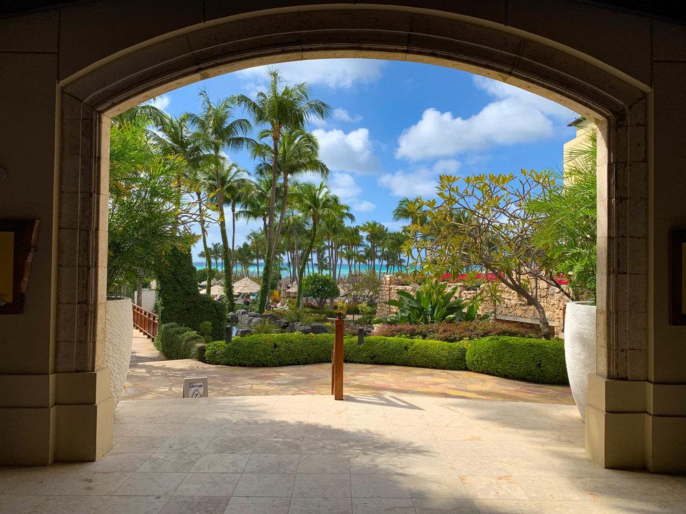 Hyatt Regency Aruba - Beautiful views, beach access, and a swim up bar!