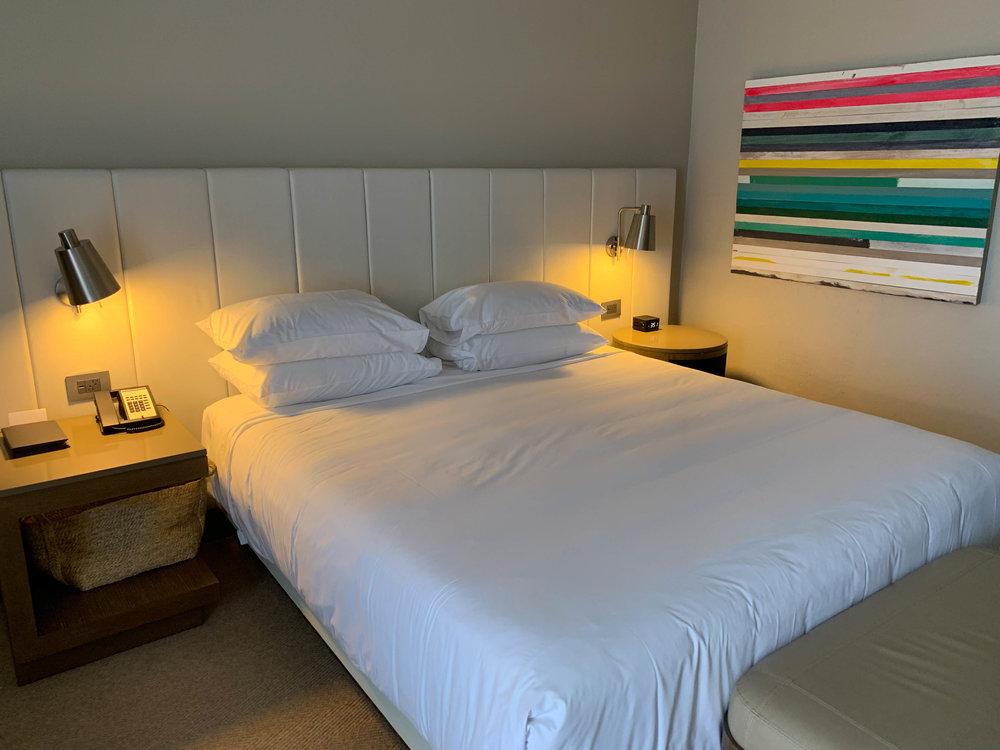 Hyatt Regency Resort Bedroom