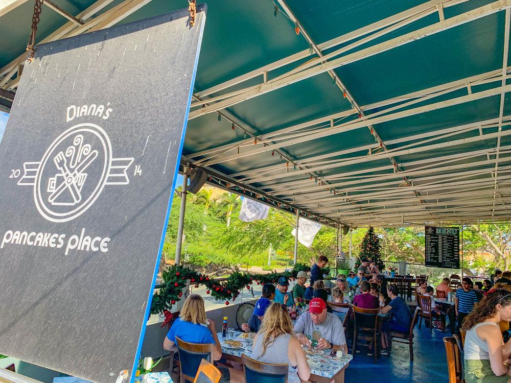 Diana's Pancake Place Breakfast Restaurant
