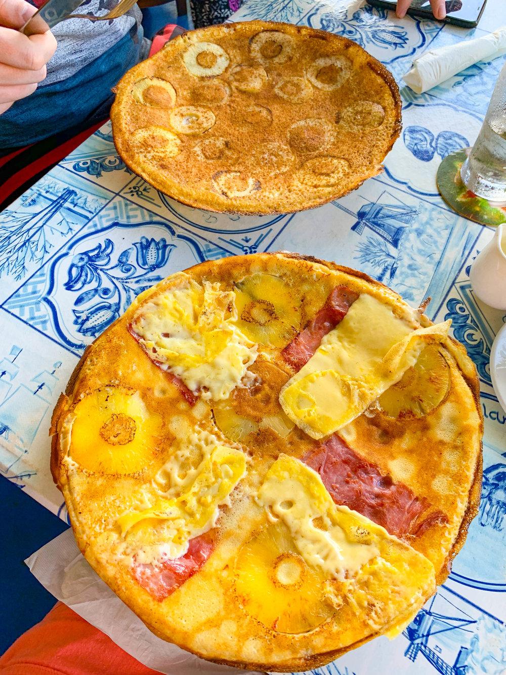 Diana's Pancake Place - Dutch Pancakes