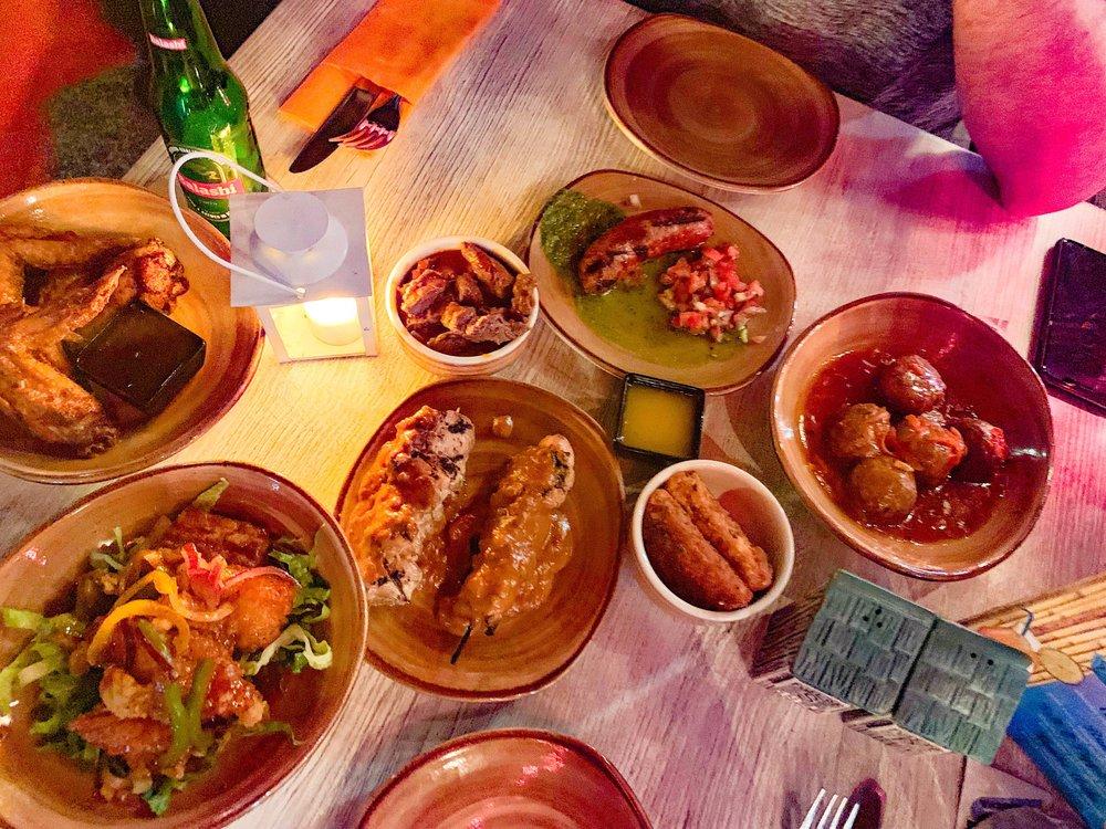 Salt and Pepper Restaurant in Aruba