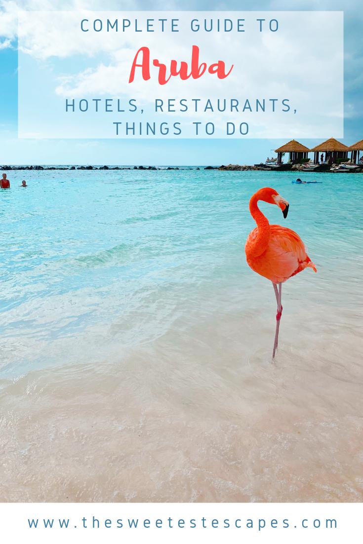 Complete Guide to Aruba