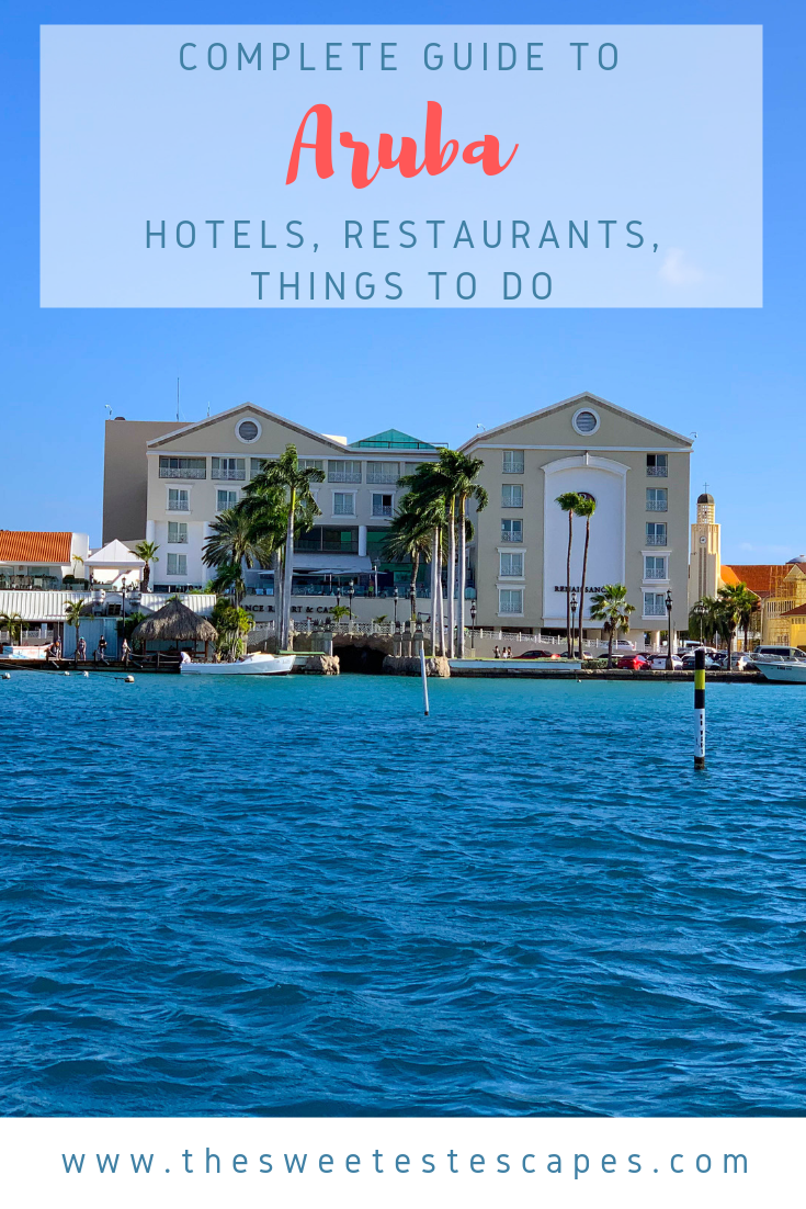 Complete Guide to Aruba_Hotels