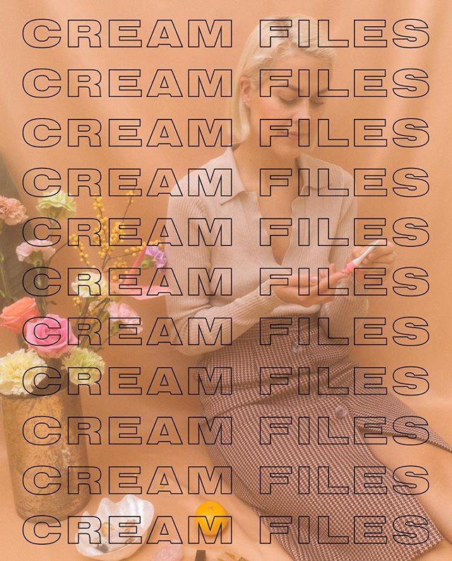 Välillä harrastan koodausta ja esiinnyn valegraafikkona. Eli tein @eevisliedes uuden Cream Files -kauneussivuston www.creamfiles.com, joka on musta freesi ja tunnelmaltaan sopivasti 70-lukuinen (oikea palaute lukijalta jee). #cream_files #kauneussivusto
