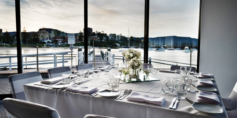 Formal Lunches - LevelOne@Harbourfront