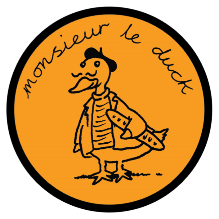 Monsieur Le Duck