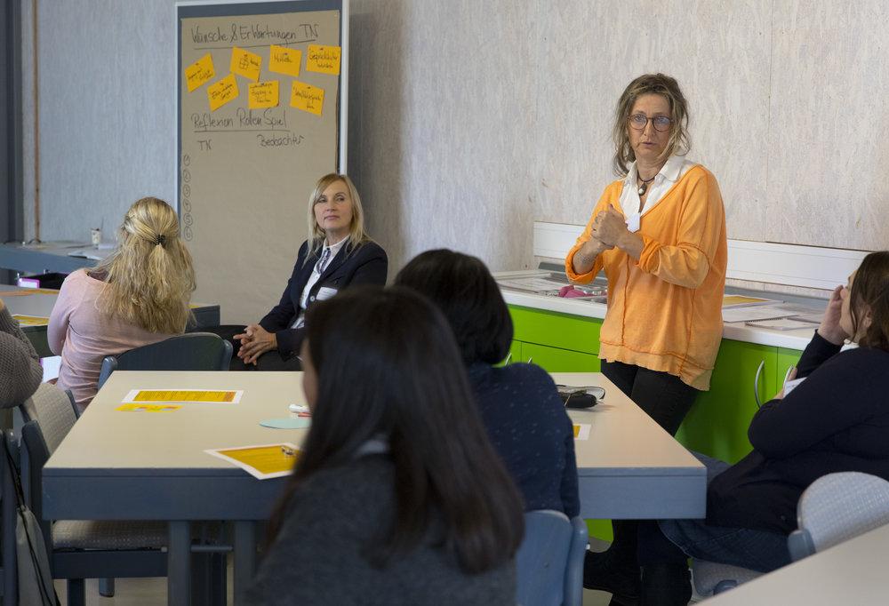 Seminare - modern, innovativ mit Freude am lernen!