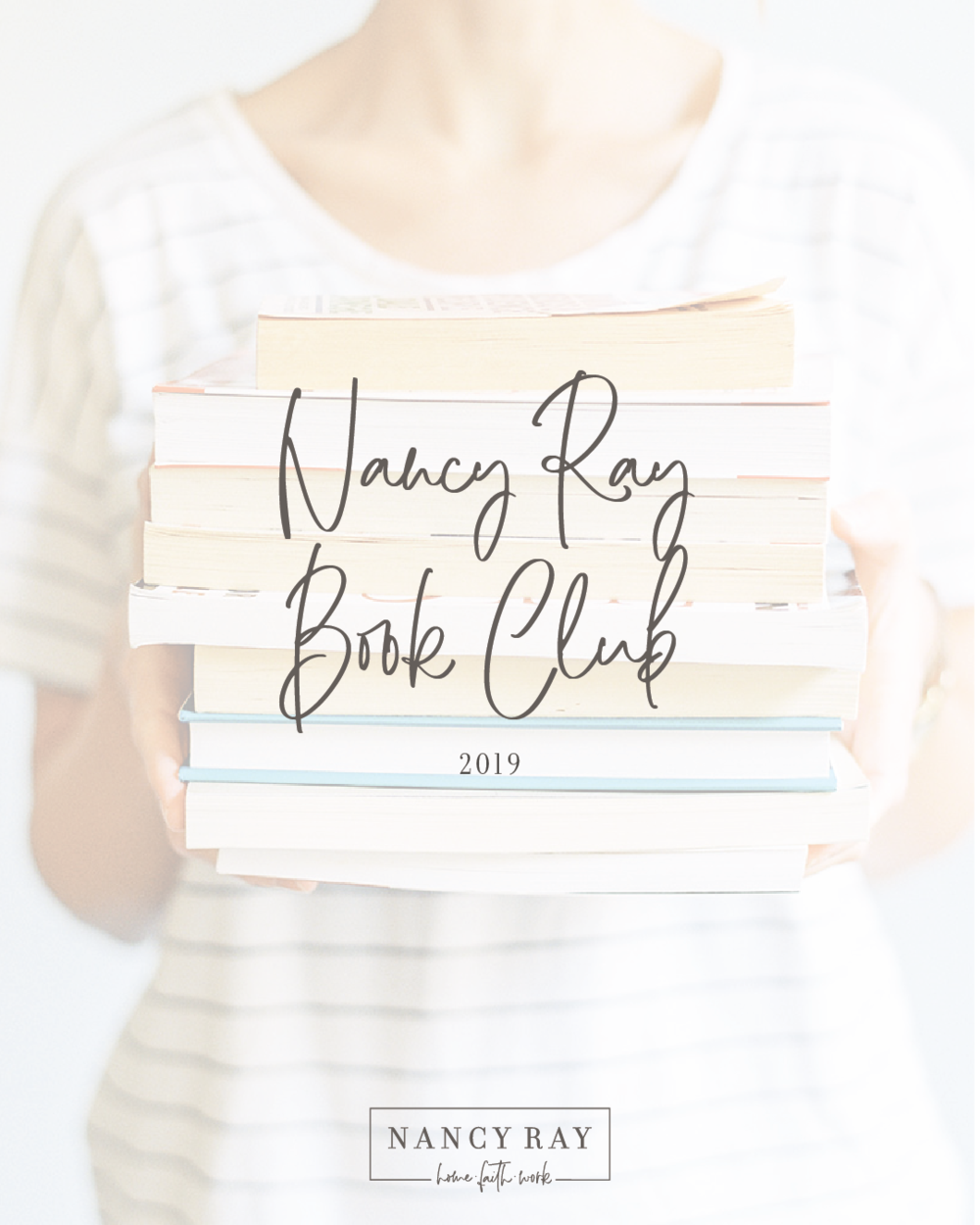 Nancy Ray Book Club 2019