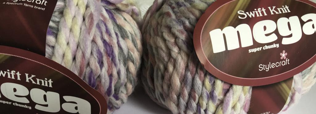 Stylecraft Swift Knit Mega Peony