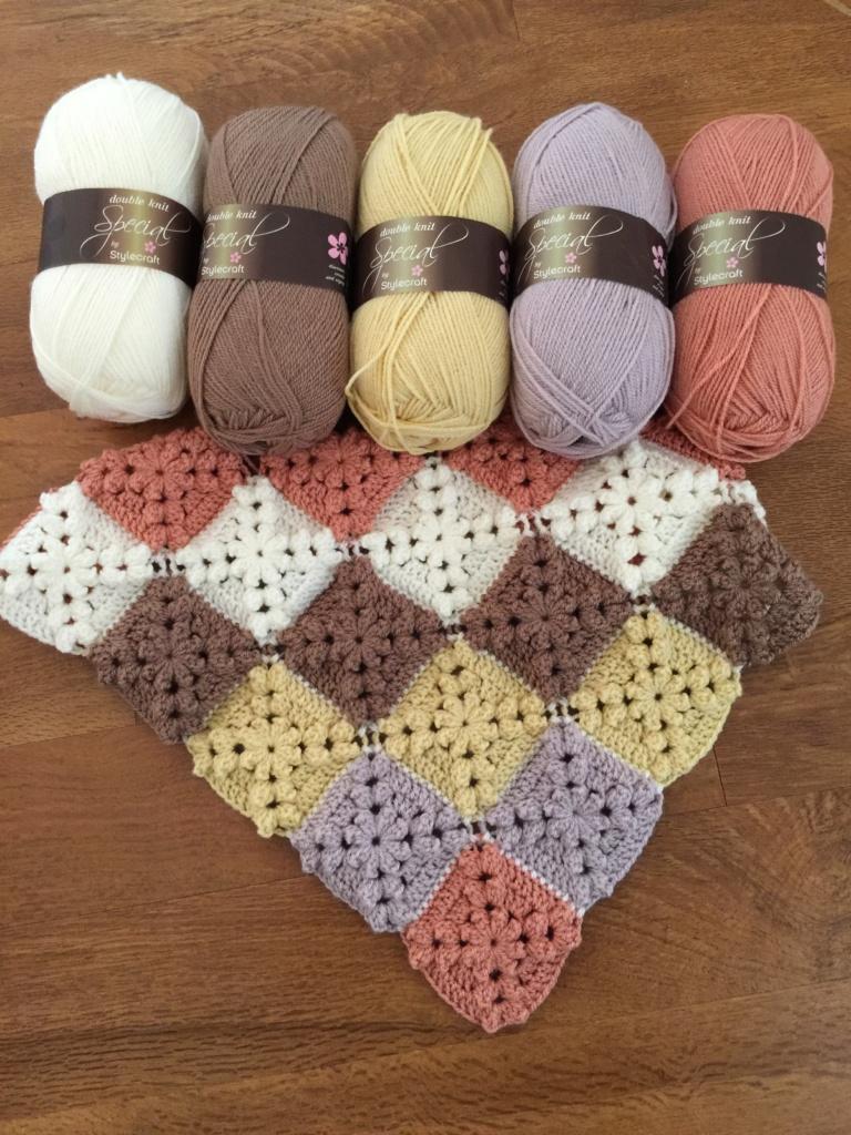 Lockton Squares Yarn Pack