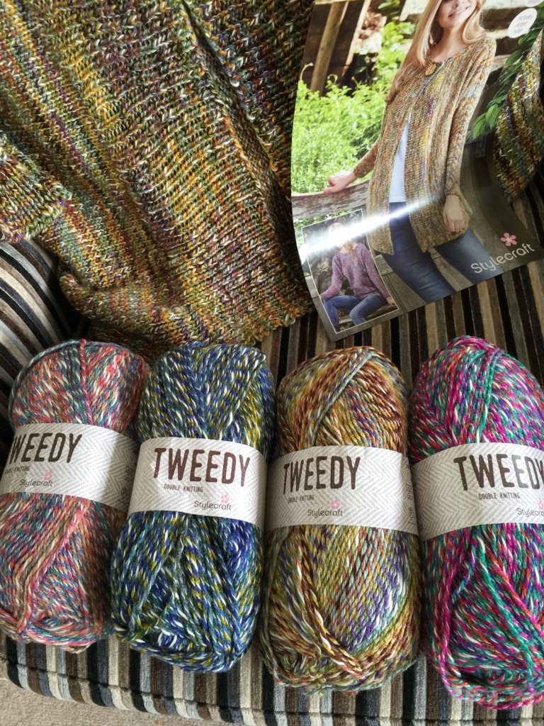 Stylecraft Tweedy