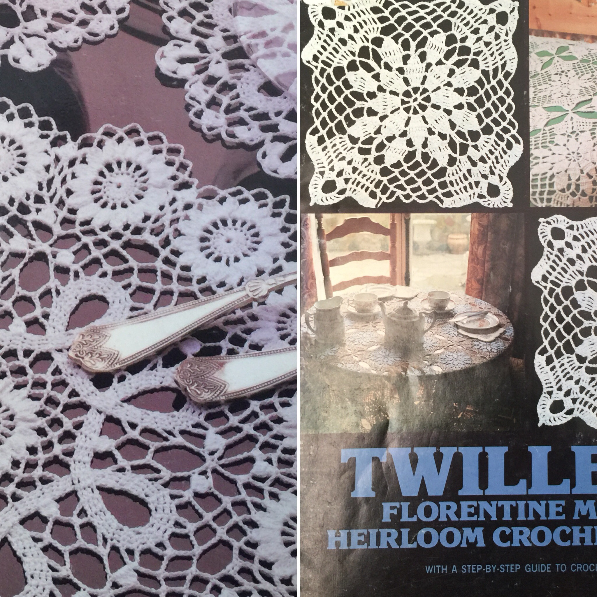 Traditional Crochet Books