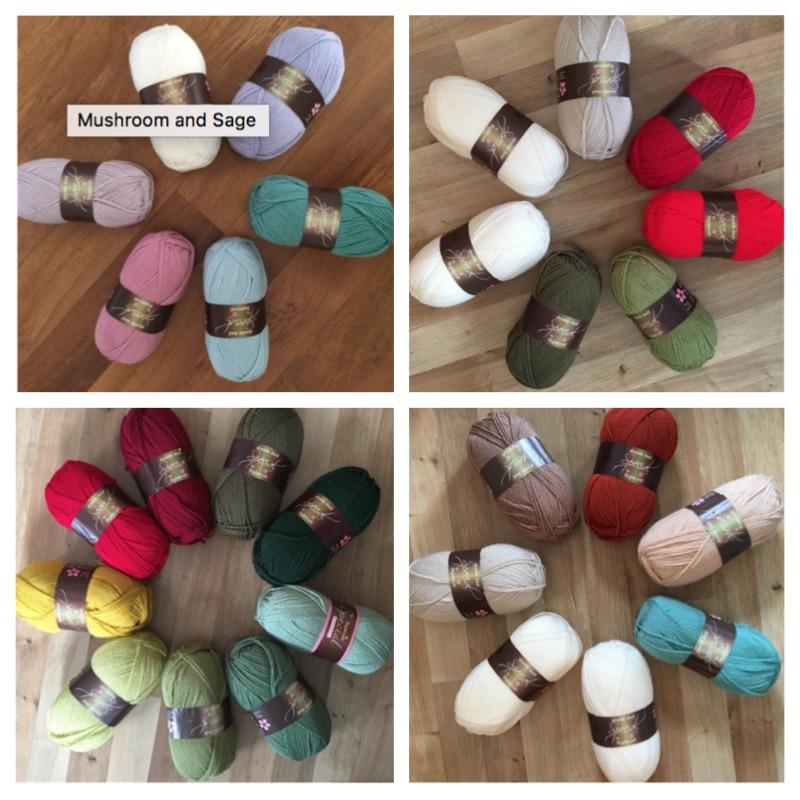 Yarn Packs