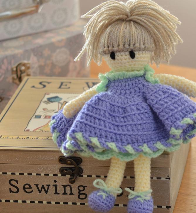 Anna Seasons Doll