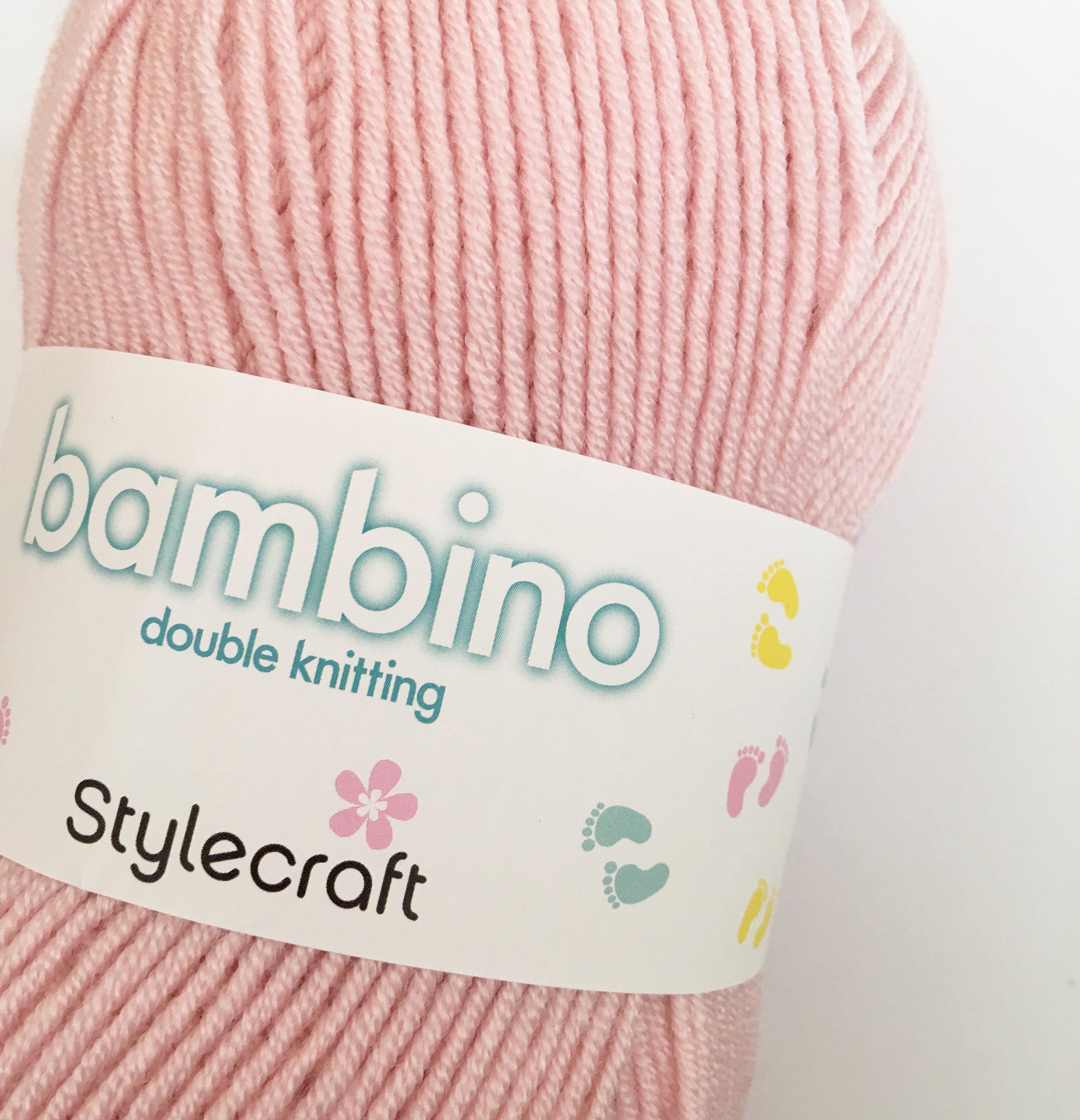 New Stylecraft yarn range - Bambino Double Knitting — Ali