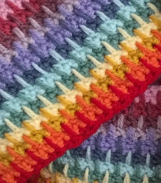 Louise's Blanket Crochet Pattern