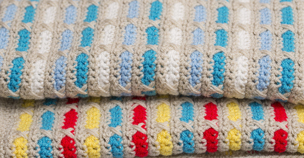 Seasons Blanket Crochet Pattern