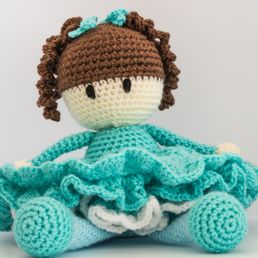 Crochet doll patterns -