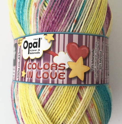 Opal Yarns - We stock a wide range of shades of 4ply Opal sock yarn. These items are reduced to clear.