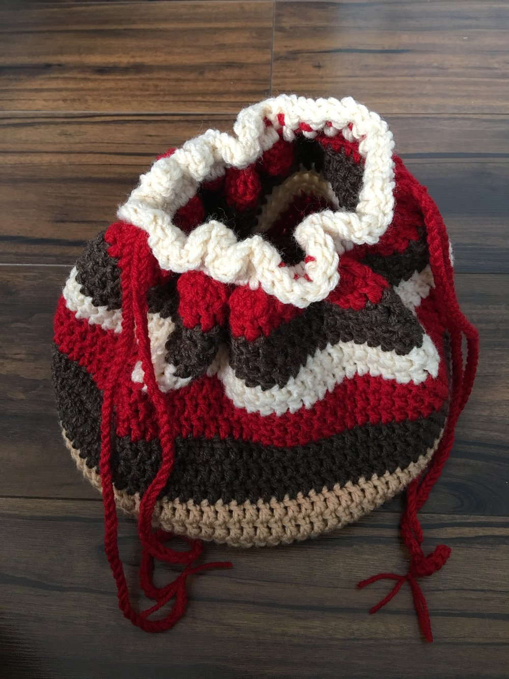 Free bag crochet pattern