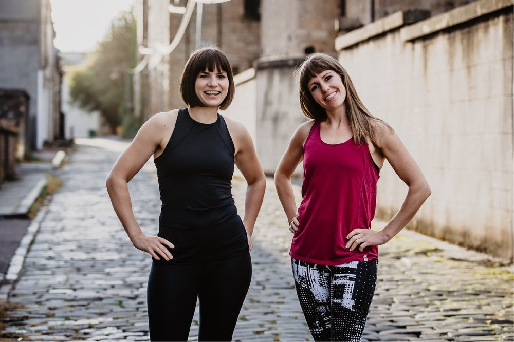 Beth-Viv-Workout With Us-Crossfit trainers-Crossfit Daily Workouts