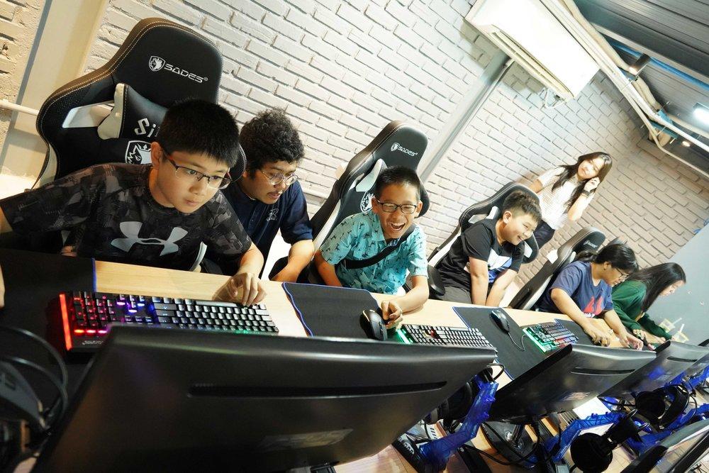 Techpolitan Classroom