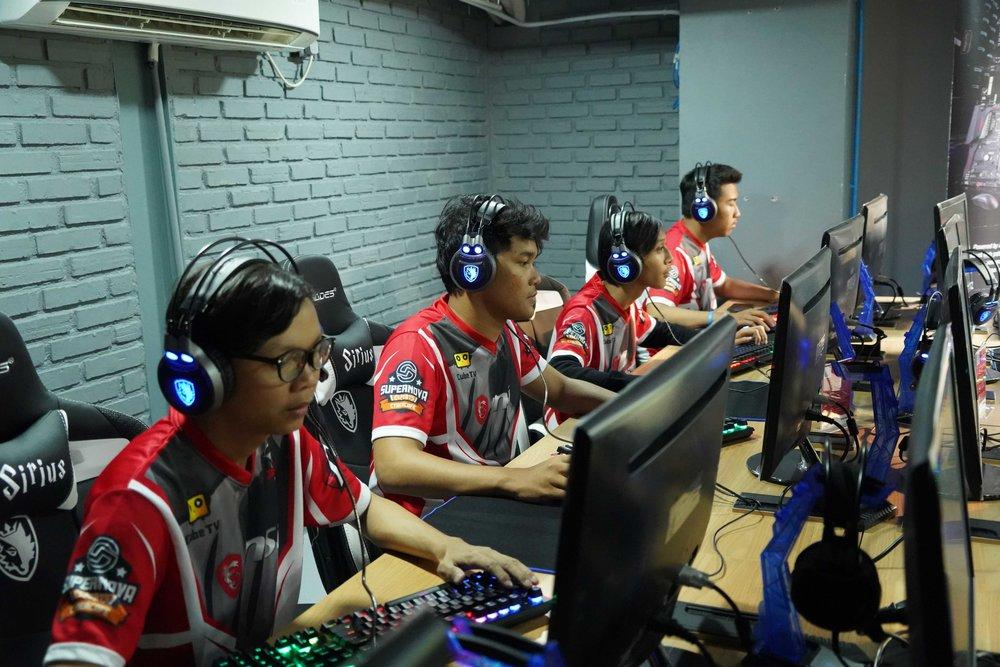 e-Sports Team