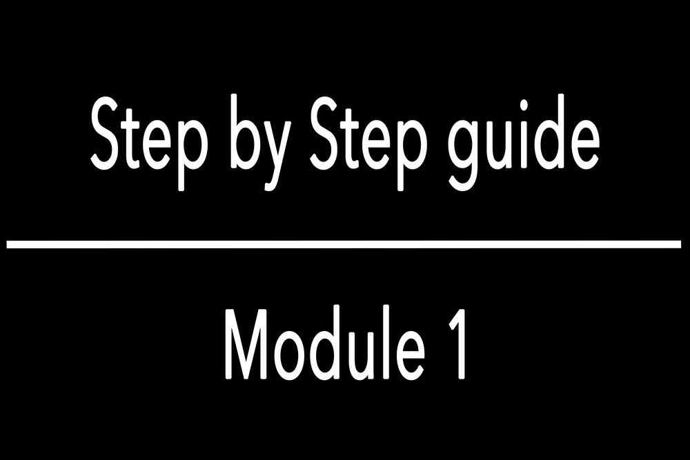 Module 1 e-Book from month 1 - i. Why Become a Model?ii. Is the role of a Model right for you?iii. Understanding yourself