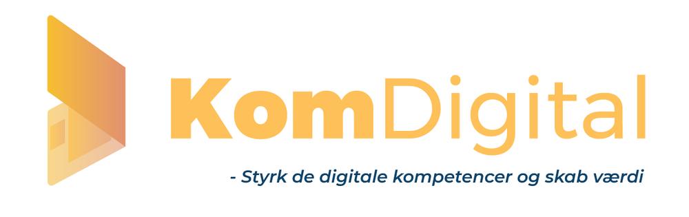 Kom Digital - KomDigital focuses on lifting digital skills in small and medium-sized businesses in Smart Greater Copenhagen and preparing them for the digital future.