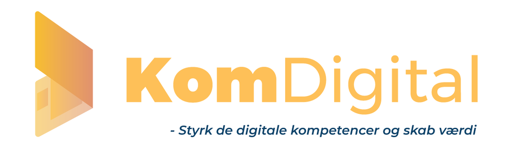 Kom digital - KomDigital focuses on lifting digital skills in small and medium-sized businesses in Smart Greater Copenhagen and preparing them for the digital future.