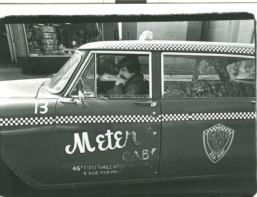 Paul Soglin was a cab driver