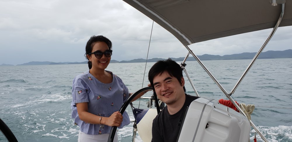 Sailing School -