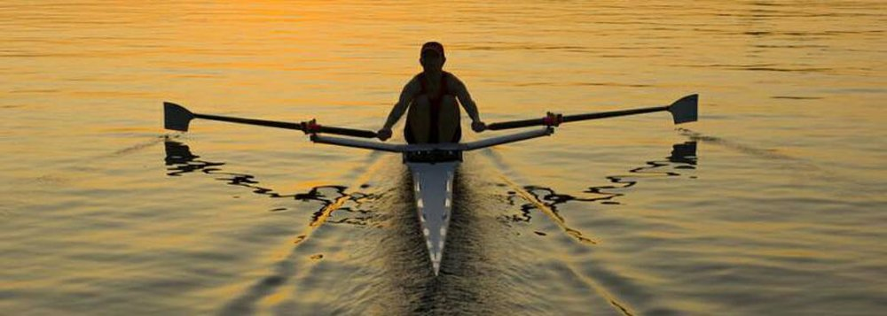 Rowing -