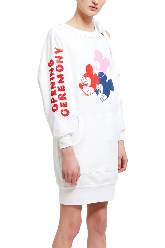 Mickey Mouse Sweatshirt Dress