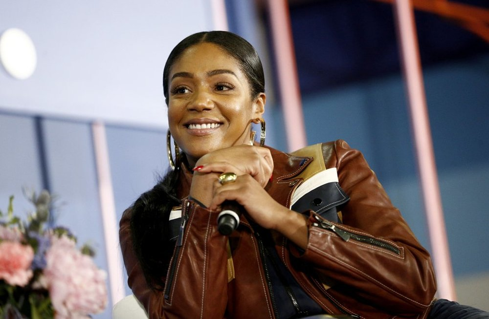 Tiffany Haddish at Her Panel