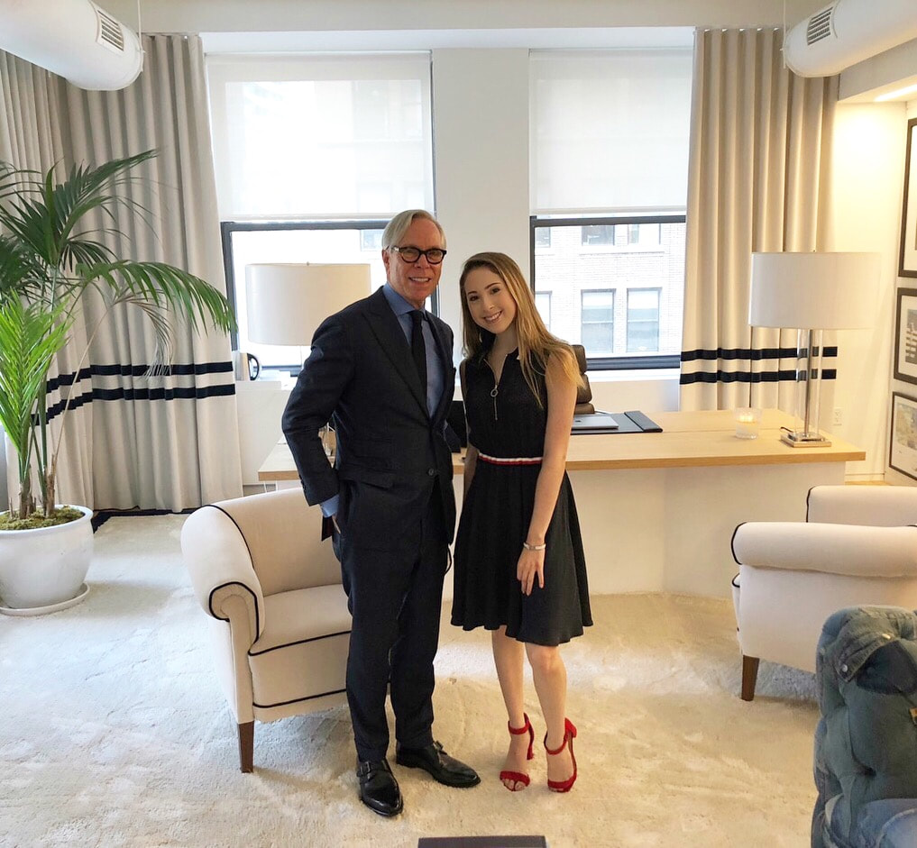 5914a0943 My Unforgettable Day at the Tommy Hilfiger Headquarters — Carrie s  Chronicles