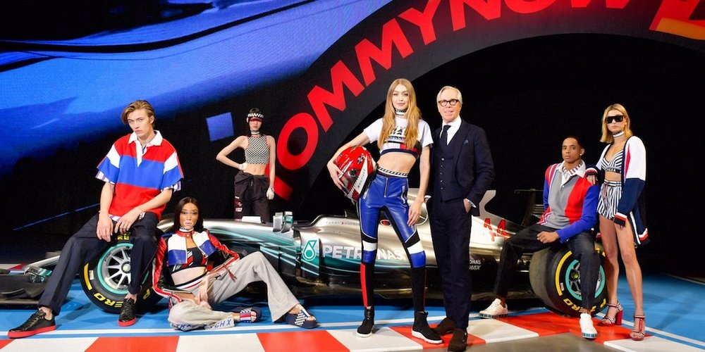 The TOMMYXGigi Spring 2018 Collection