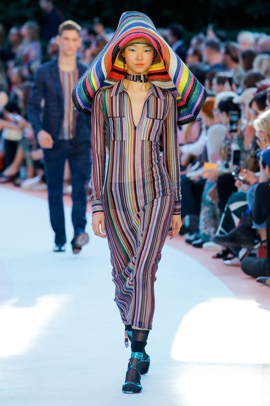 Missoni's Spring 2018 Runway Show