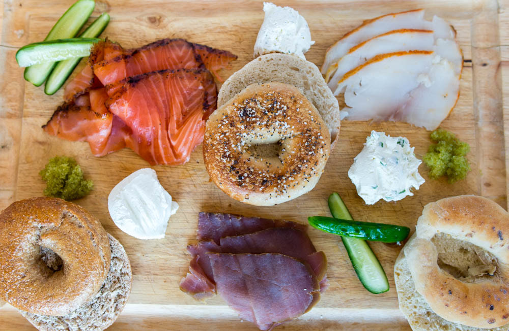 3. New York Brunch by Russ & Daughters