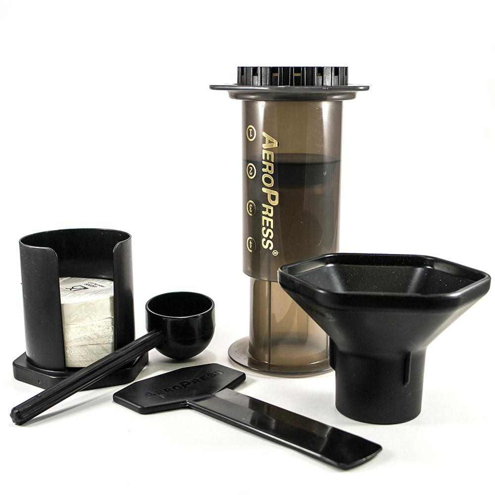7. AeroPress Coffee and Espresso Maker