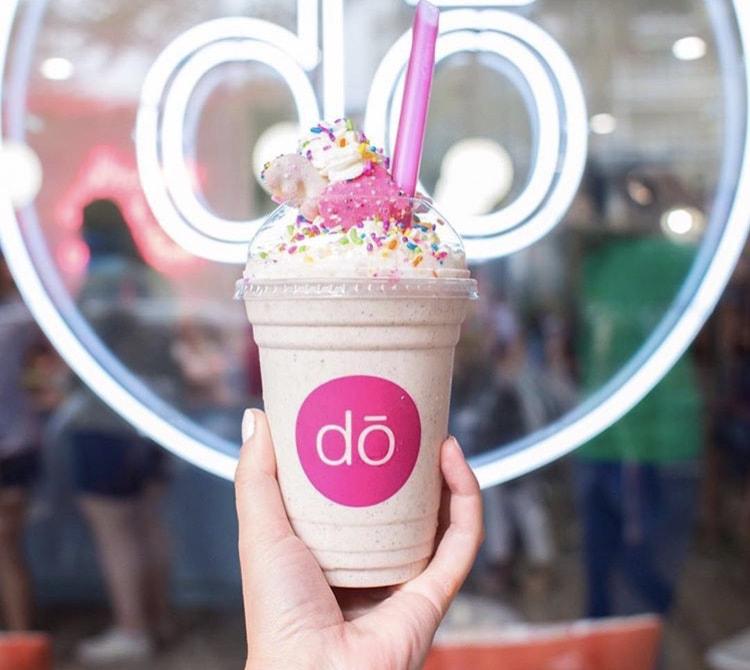 Cookie Dō Milkshake
