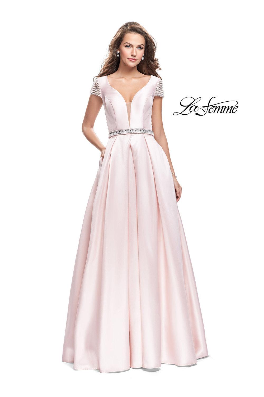 La Femme Gigi Prom Dresses Style 26327