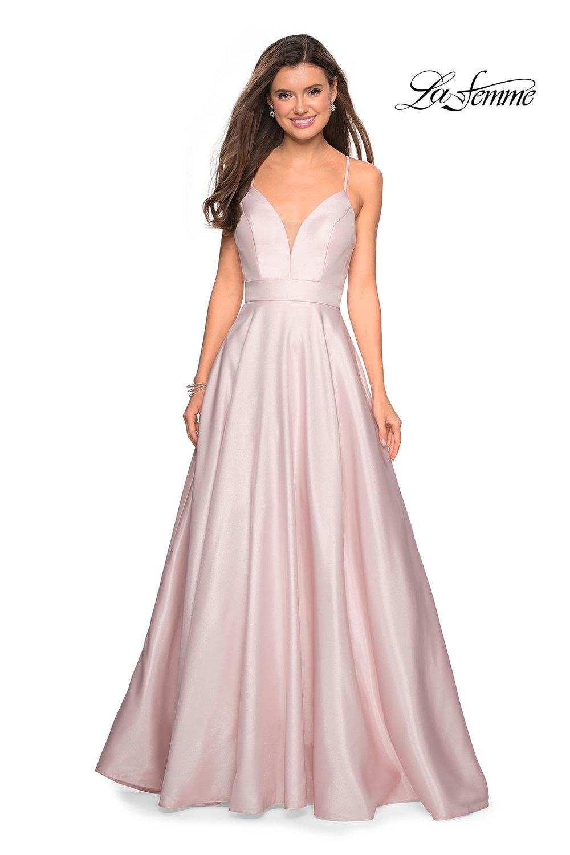 La Femme Gigi Prom Dresses Style 27823