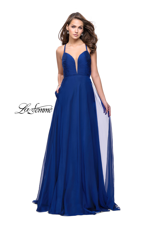 La Femme 26190 in Marine Blue