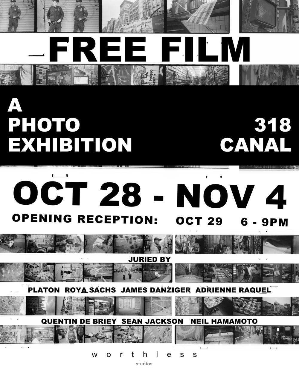free film, 2018