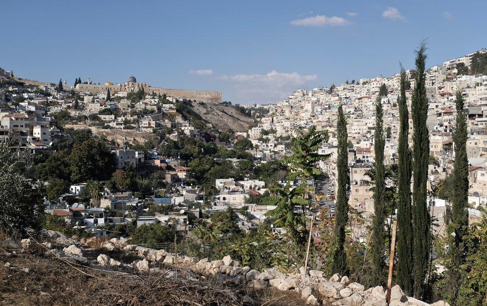 Silwan - 'City of David'