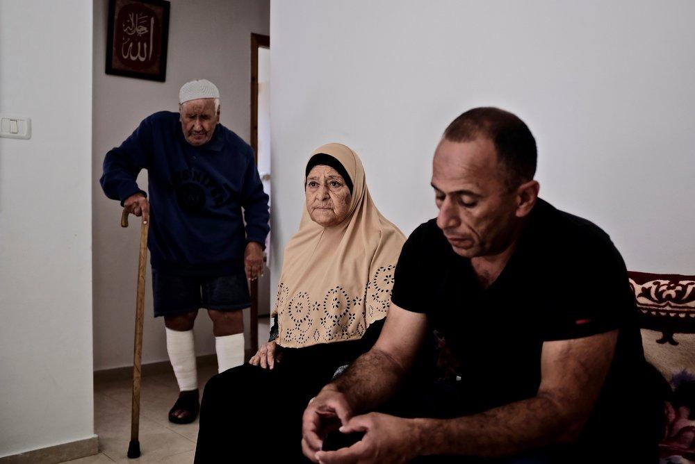 Shamasneh evicted family.jpg