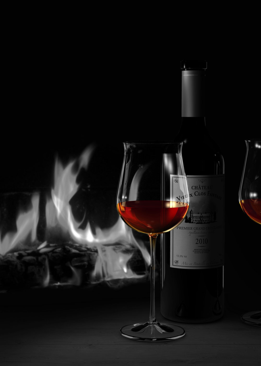 Stylish, luxury and designer wine glasses - Luxury range of wine glasses featuring hand made and machine made options for an enhanced aesthetic to your drinking experience.
