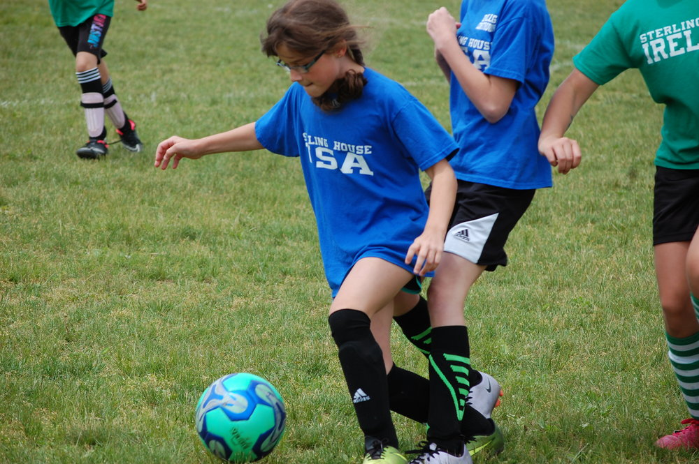 SPring and Fall SOCCER -